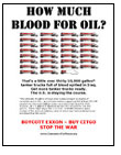 How Much Blood for Oil? poster